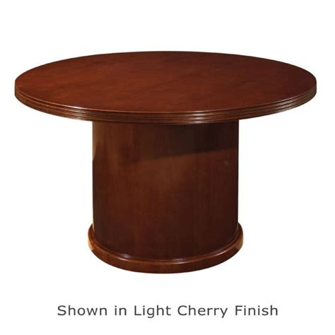 48 conference table 48 inch conference table mahogany or light cherry