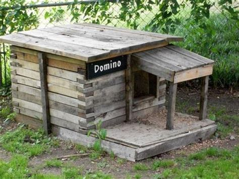 dog house made from wooden pallets wooden pallet dog house plans pallet wood projects