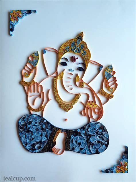 quilling ganesha tutorial 176 best images about ganesha on pinterest indian