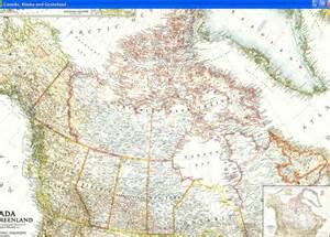 alaska canada map