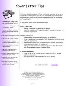 cover letter tips best 25 resume cover letter exles ideas on
