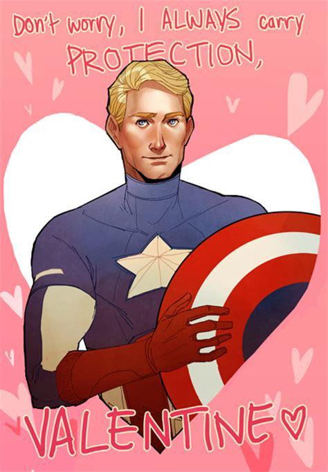 valentines day in america tony stark captain america thor loki hawkeye