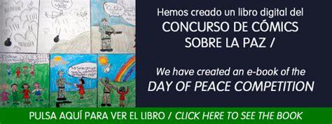 libro tambores de paz peace ceip vicente aleixandre marbella