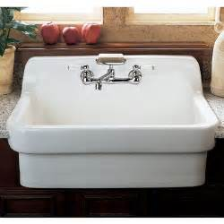 country kitchen sinks american standard 30 quot x 22 quot country kitchen sink reviews