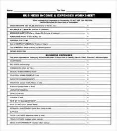 Income Expense Sheet Template by Expense Sheet Template 11 Free Documents For Pdf