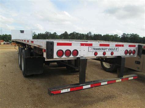 flatbed headboard 2004 transcraft 48 flatbed trailer s n 42011527 48 x