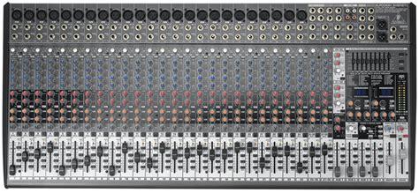 Mixer Behringer Sx3242fx behringer sx3242fx eurodesk gt 4 mixers gt mixers gt shop