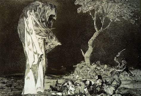 Armchair Travel Books Books Of Death Goya S Los Disparates Meets The Mask Of