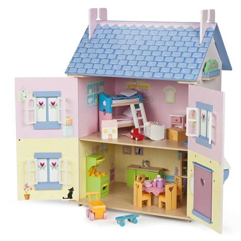 le toy dolls house le toy van bella s dolls house 163 99 95