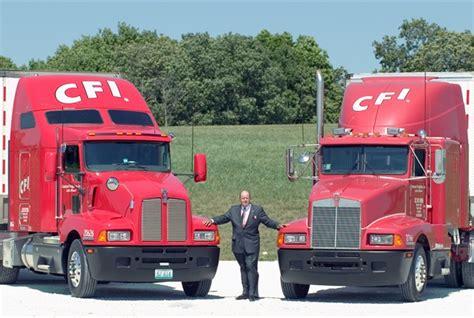 cfi  returns  transforce acquisition topnews fleet management topnews