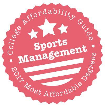 best sports management schools 50 best sports management schools 2017 rankings pdf