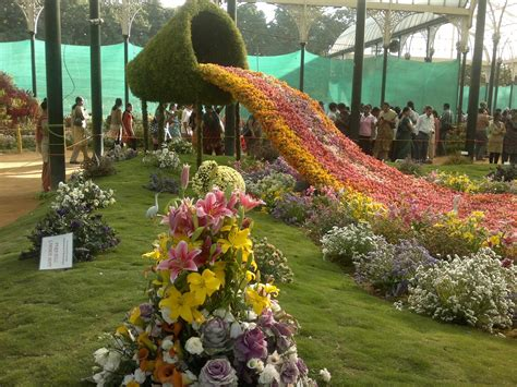 Experience Natural Beauty At Its Best At The Delhi Flower Delhi Flower And Garden
