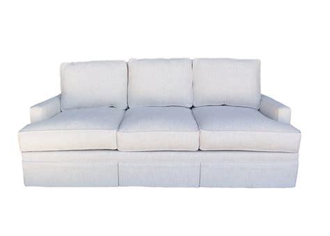 couch skirt pelham sofa w skirt santa barbara design center