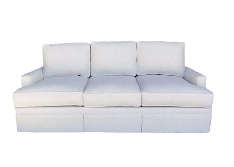 sofa skirt pelham sofa w skirt santa barbara design center