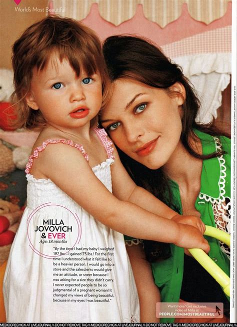 milla jovovich daughter love her milla jovovich and her daughter ever 18