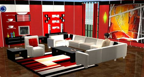 sims 3 sectional mod the sims livingroom krystina sectional sofa recol