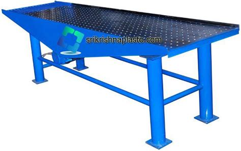 vibrating table machine paver block making machine