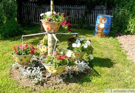 22 Unusual Containers With Flowers To Add Fun To Summer Wacky Garden Ideas