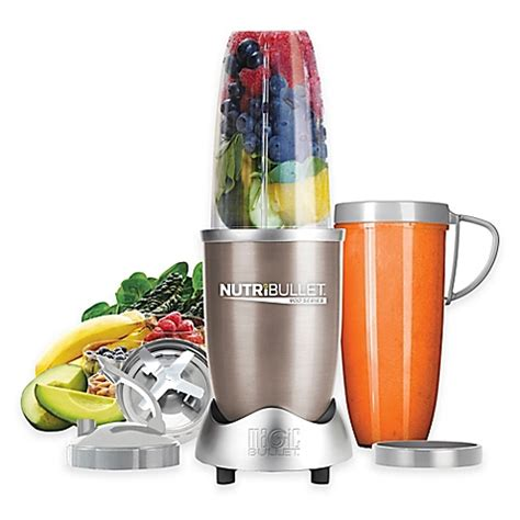 magic bullet bed bath and beyond magicbullet 174 nutribullet 174 pro 900 series bed bath beyond