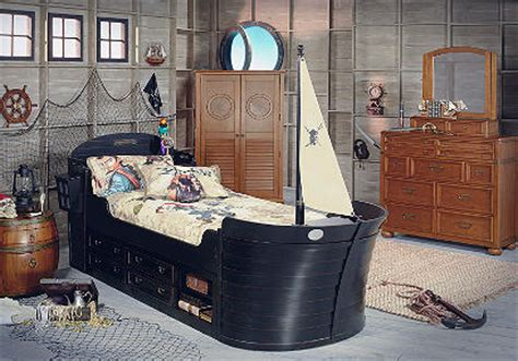 boat with bed and bathroom disney pirates 4 pc boat bedroom better home improvement