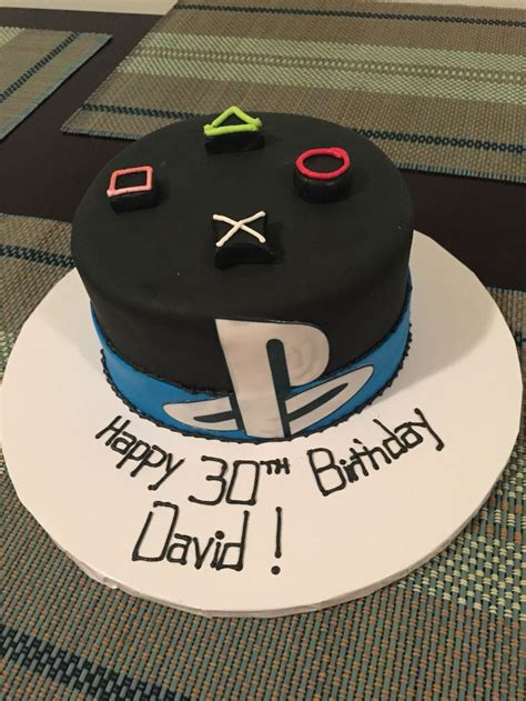 Best  Playstation Cake  Ee  Ideas Ee   On Pinterest S For