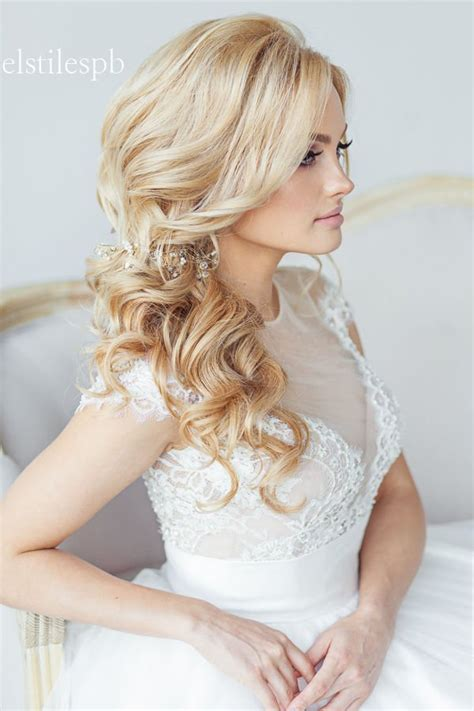 Wedding Hairstyles And Wavy by 26 Fabulous Wedding Bridal Hairstyles For Hair Wavy