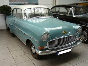 Opel Rekord Olympia 1958 Opel Olympia Rekord Information And Photos Momentcar