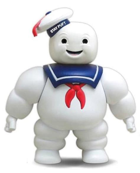 Metal Diecast Stay Puff figurine de m 233 tal quot ghostbuster stay puft quot