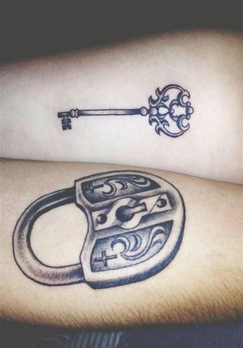 small lock tattoo best 25 lock key tattoos ideas on small key