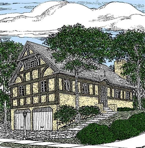 tudor home plans tudor home plan 11615gc architectural designs
