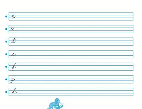 hojas para caligrafia pdf caligrafia para imprimir caligrafia pinterest