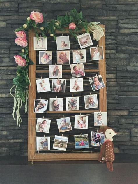 photo board ideas 25 best ideas about birthday photo displays on pinterest