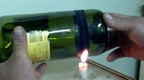 cortar botella de vidrio como hacer un vaso con una botella de como cortar botellas de vidrio version mejorada youtube