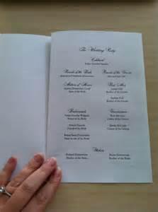 catholic wedding mass booklet template free catholic wedding program template