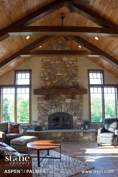 Aspen Fireplace by Palmer Aspen Fireplace Veneers Inc