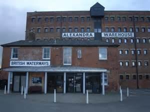 alexandra warehouse british waterways 169 nicholas