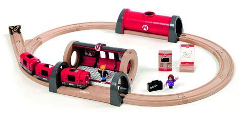 brio metro brio 33513 set circuito metro de juguete 3 a 241 os