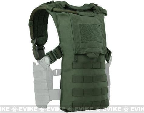 h harness hydration carrier condor hydro harness hydration carrier color od green