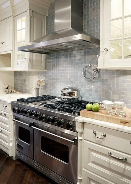 ivory blue contemporary kitchen design with blue gray
