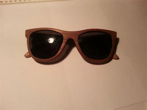 Diy Glasses diy wooden sunglasses 7 steps with pictures