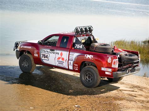 baja truck racing 2006 mitsubishi baja race racing truck