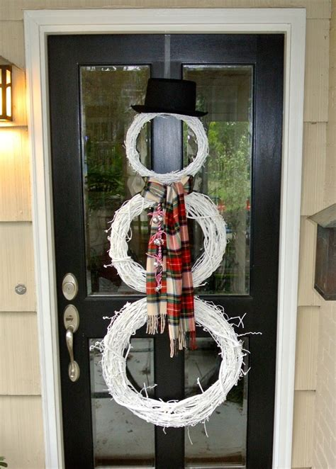 home decor 29 snowman decorations for your home digsdigs