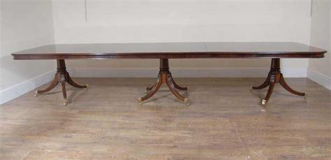 dining table seats 14 regency dining tables