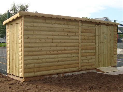 Secure Storage Sheds by Premium Quality Garden Sheds