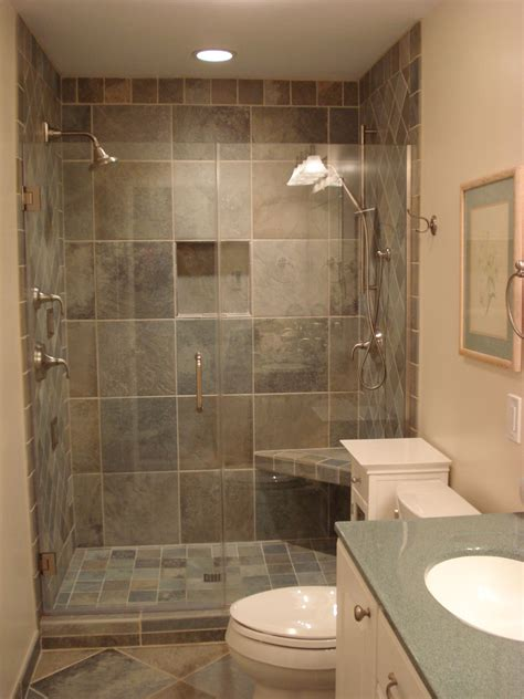 remodeled bathrooms on a budget square yellow wooden laminate waste bin small bathroom