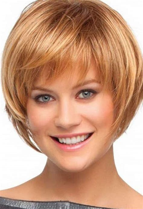 hairstyle for thin on top short layered bob hairstyles for fine hair