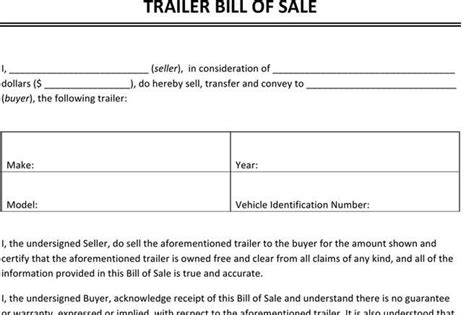free printable blank bill of sale form template as is bill of sale