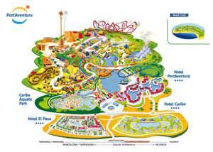 port aventura espagne les parcs d attractions