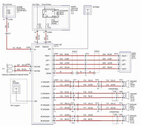 Ford Mustang Wiring Wiring Diagram