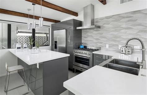 Gray And White Kitchen Designs 30 Gray And White Kitchen Ideas Designing Idea